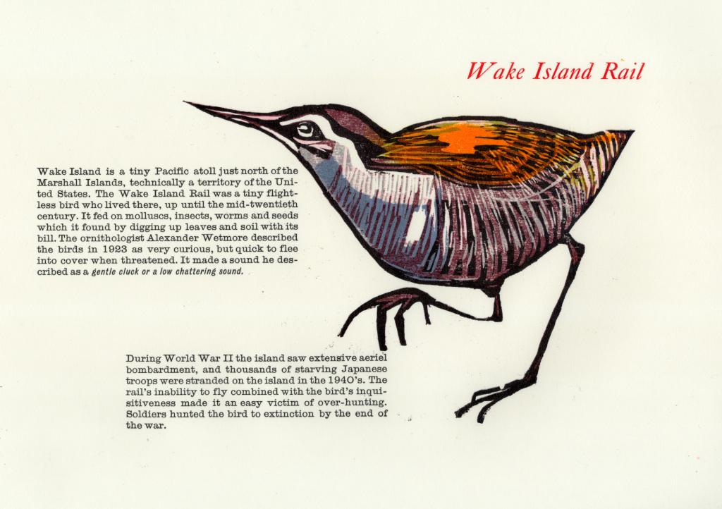 wake island rail